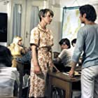 Oldrich Kaiser, Daniela Kolárová, and Barbora Stepánová in Setkání v cervenci (1978)