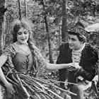 Owen Moore and Mary Pickford in Cinderella (1914)