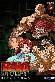 baki the grappler saison 2 vostfr