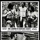 Jeff MacKay and Sherry Robinson in Hot Summer in Barefoot County (1974)