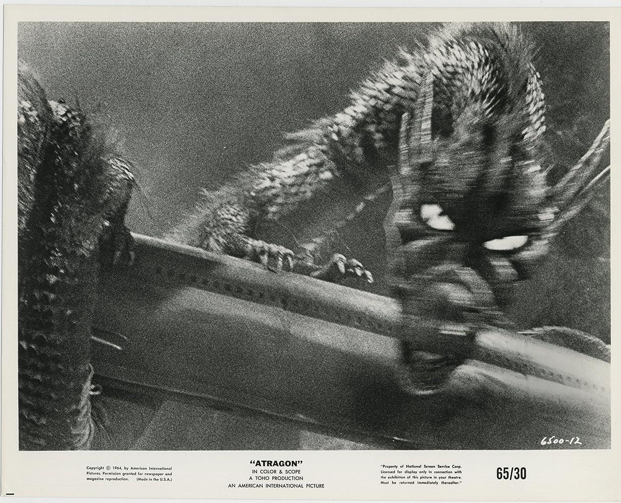 L'immancabile mostro gigantesco