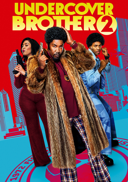 Undercover Brother 2 2019 English 720p HDRip ESub 850MB Download