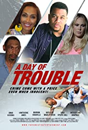 A Day of Trouble Poster
