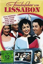 Der Fremdenführer von Lissabon Poster