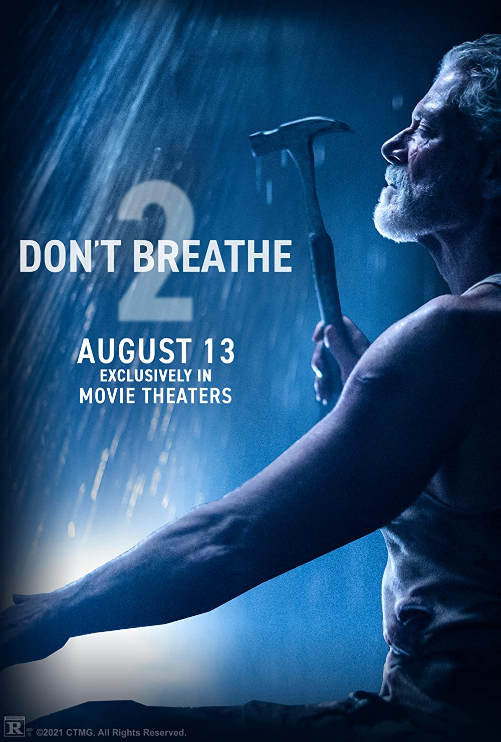 Don't Breathe 2 2021 Hindi Dubbed Official Trailer 1080p HDRip Free Download