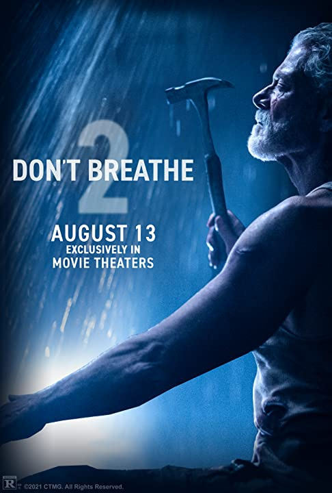 Don't Breathe 2 2021 English AMZN HDRip 400MB Download