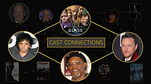 'Glass' Cast Connections: Finding a Lost Thread of 'Split' in 'Unbreakable'