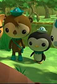 The Octonauts and the Poison Dart Frogs Poster