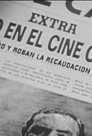 Robo en el cine Capitol Poster