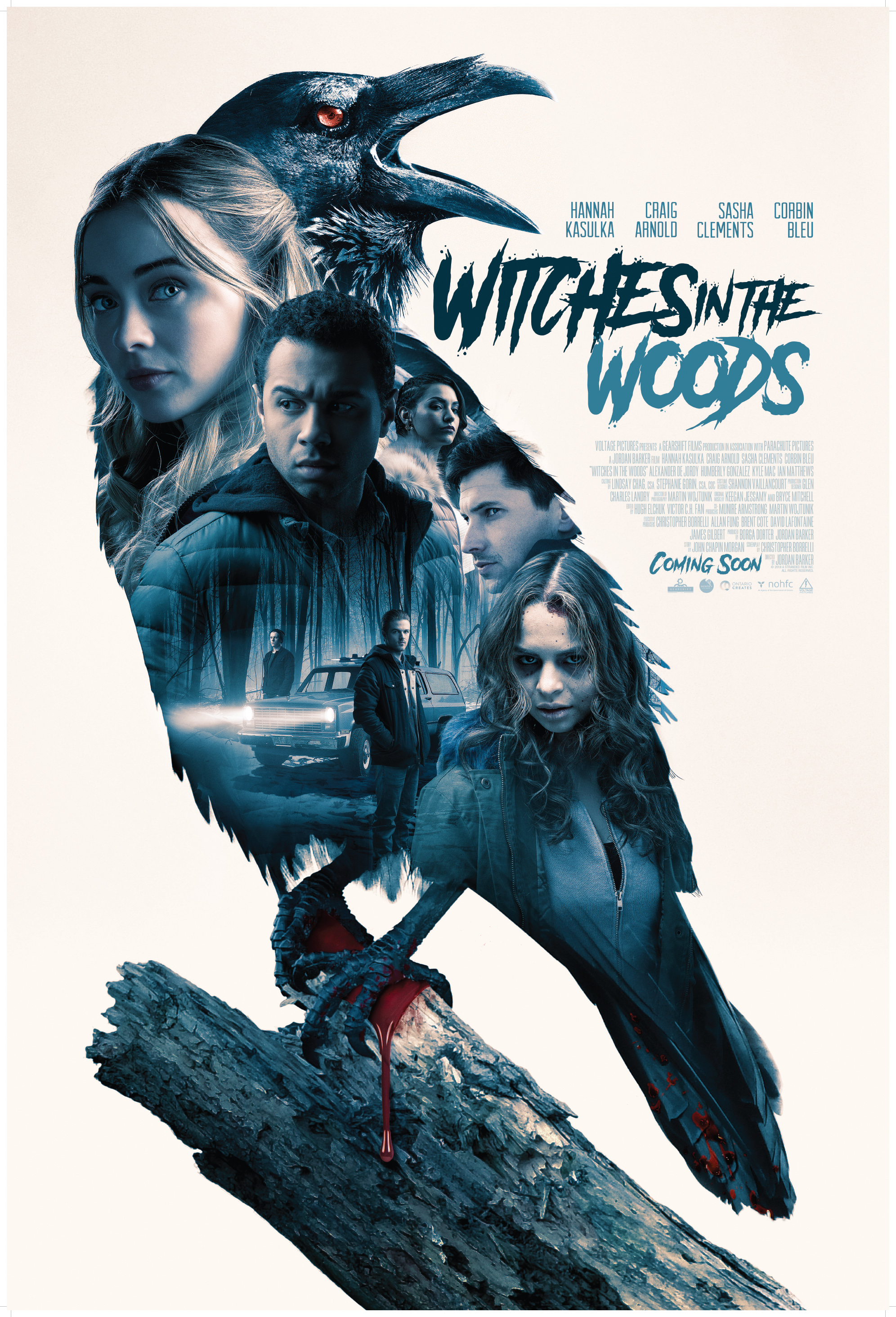 Raganos miškuose (2019) / Witches in the Woods (2019)