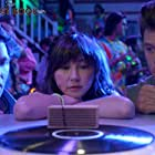 Michael Cassidy, Kimiko Glenn, and Jimmy Tatro in The Guest Book (2017)