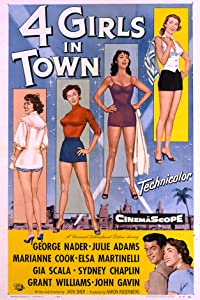 Four Girls in Town USA