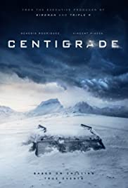 Movie Poster for Centigrade.