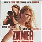 Waldemar Torenstra and Sophie Hilbrand in Zomerhitte (2008)