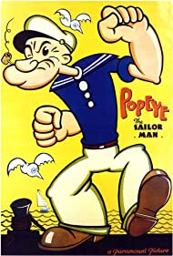 Popeye Meets Rip Van Winkle (1941)