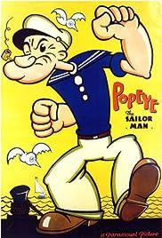 Popeye Meets Rip Van Winkle Poster