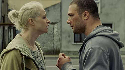 """In the dark underbelly of rural Ireland, ex-boxer Douglas """"Arm"""" Armstrong (Cosmo Jarvis, Hunter Killer) has become a feared enforcer for the drug-dealing Devers family. When his ruthless employers order him to kill for the first time, his loyalties are tested in this powerful thriller costarring Barry Keoghan (Dunkirk) and Ned Dennehy (""""Peaky Blinders"""")."""