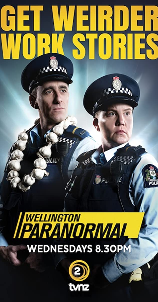 Wellington Paranormal (TV Series 2018– ) - IMDb