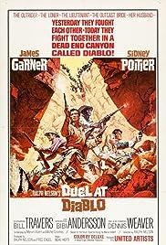 Duel at Diablo(1966) Poster - Movie Forum, Cast, Reviews