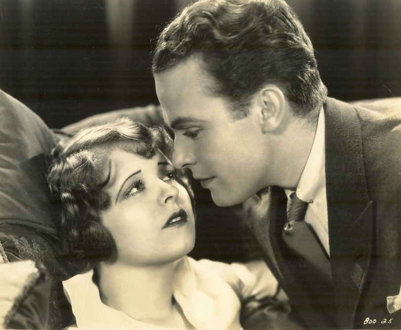 Clara Bow and Stanley Smith in Love Among the Millionaires (1930)