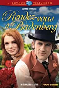 Gérard Depardieu and Christine Audhuy in Rendez-vous à Badenberg (1970)