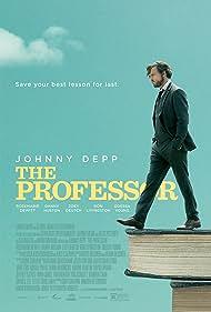 Johnny Depp in The Professor (2018)