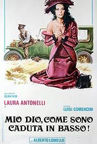 Mio Dio, come sono caduta in basso! (1974) Poster - Movie Forum, Cast, Reviews