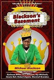 Blackson's Basement Poster