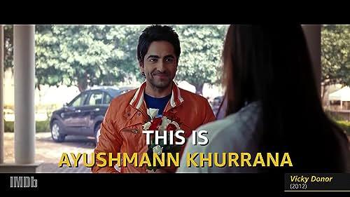 """Ayushmann Khurrana of 'Badhaai Ho:' """"No Small Parts"""""""