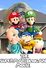 The SuperMarioLogan Movie Poster
