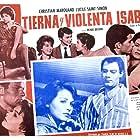 Christian Marquand and Lucile Saint-Simon in Tendre et violente Elisabeth (1960)