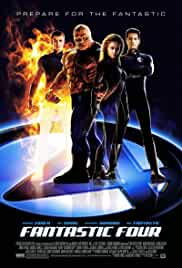 Fantastic Four (2005) HDRip Hindi Movie Watch Online Free