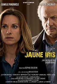 Patrick Chesnais and Camille Panonacle in Jaune Iris (2015)