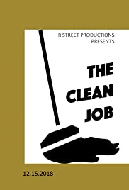 The Clean Job Poster