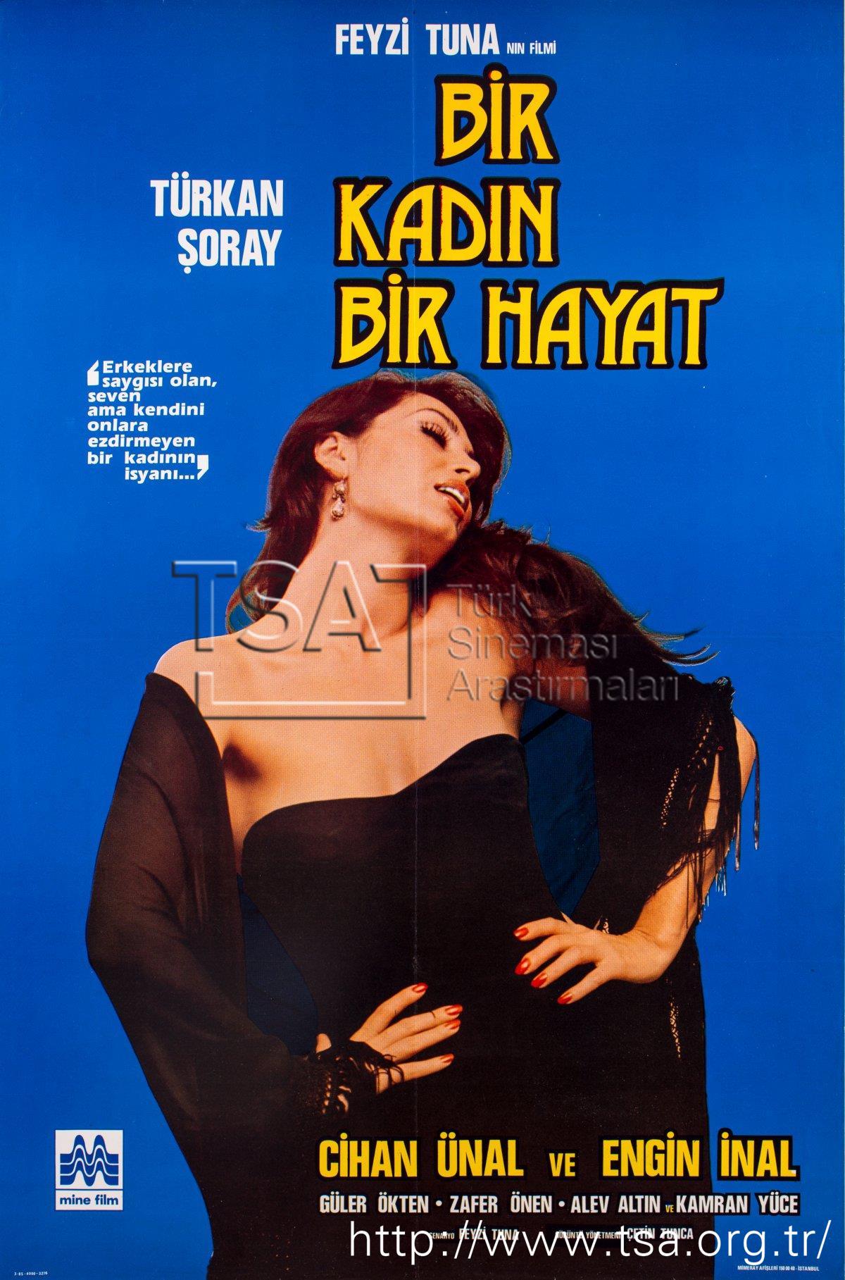 Bir kadin, bir hayat ((1985))