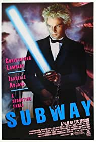 Christopher Lambert in Subway (1985)