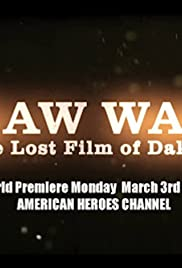 Raw War: The Lost Film of Dak To Poster