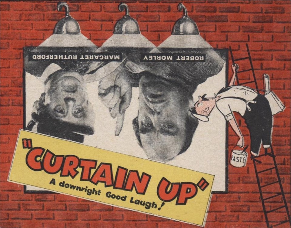 Curtain Up (1952)