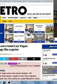 Las Vegas: A Rant Poster
