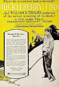 Lewis Sargent in Huckleberry Finn (1920)