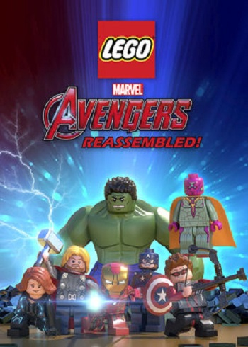 Lego Marvel Super Heroes: Avengers Reassembled (2015) Hindi Dubbed