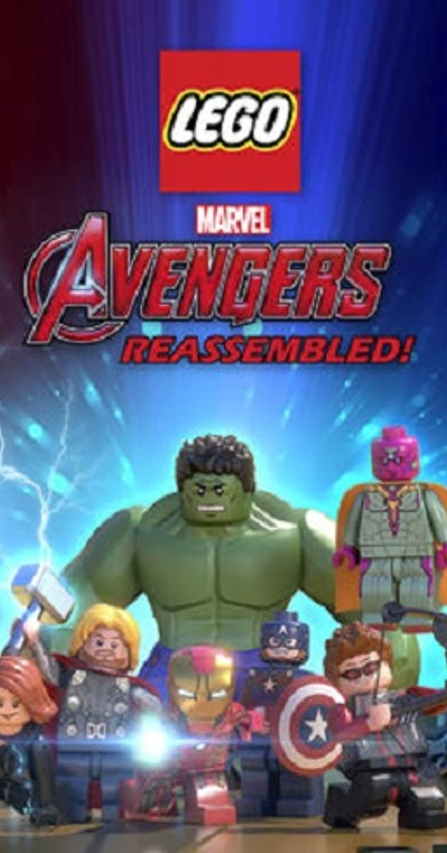 Lego Marvel Super Heroes: Avengers Reassembled (TV Short 2015) - IMDb