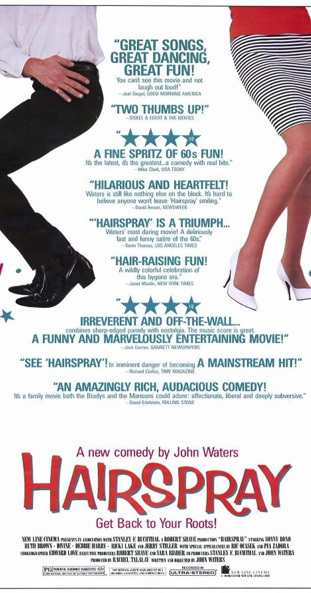 Hairspray (1988) Subtitles
