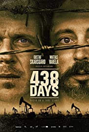 438 Days Poster