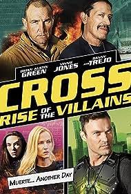Danny Trejo, Brian Austin Green, and Vinnie Jones in Cross 3 (2019)