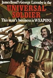 Universal Soldier(1972) Poster - Movie Forum, Cast, Reviews