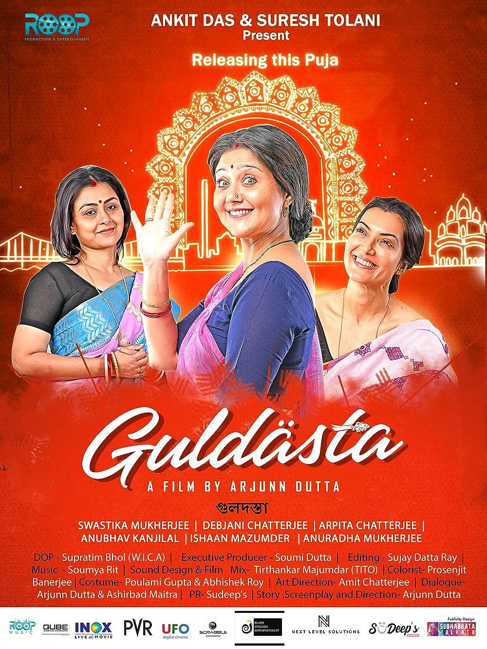 Guldasta 2020 Bengali Zee5 720p WEB-DL 750MB