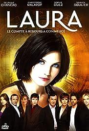 Laura, le compte à rebours a commencé Poster