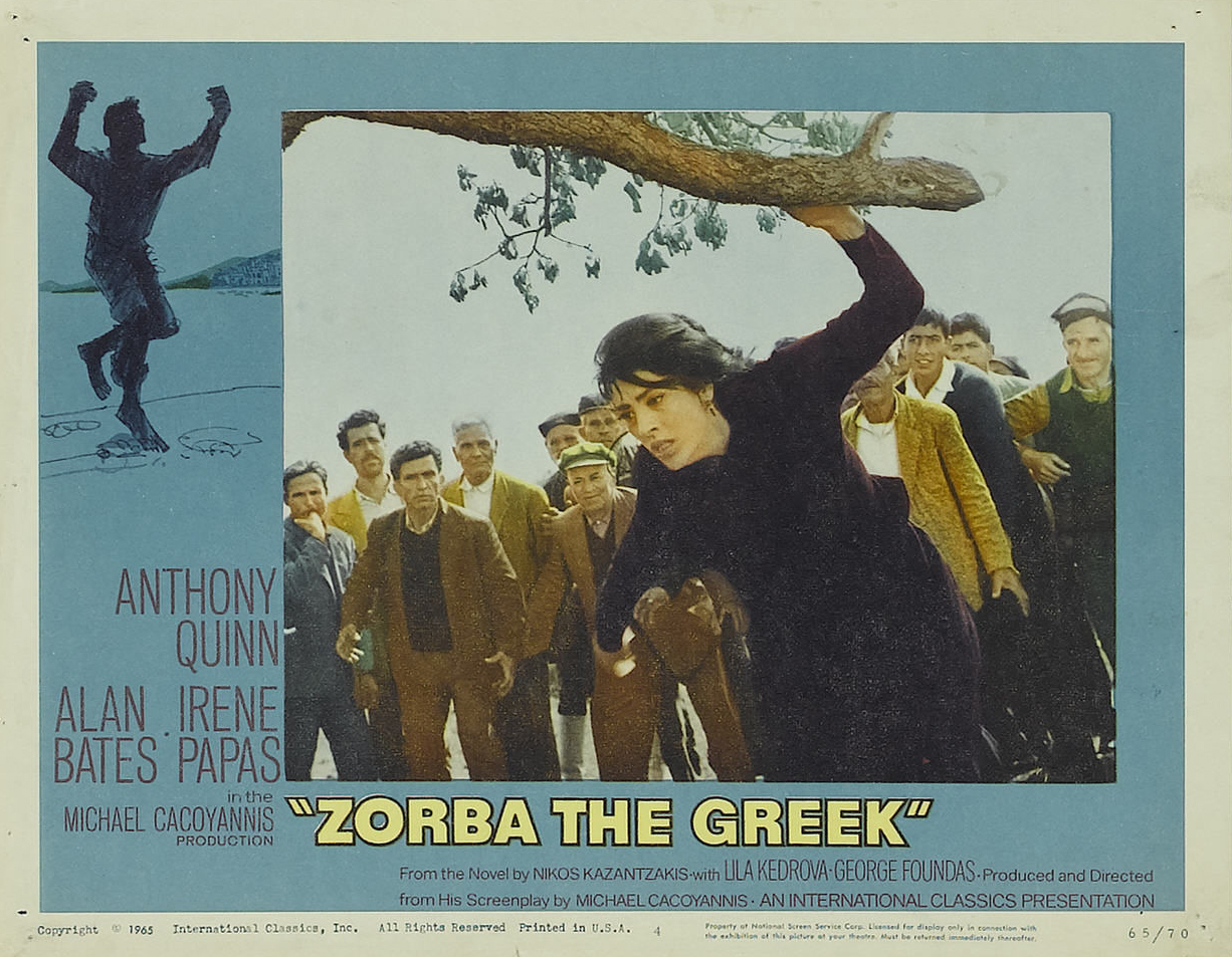 greek zorba music free download