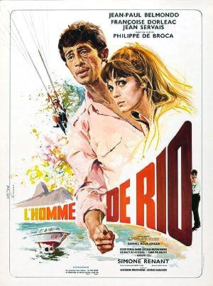 Abenteuer in Rio (1964) • 9. Juni 2021